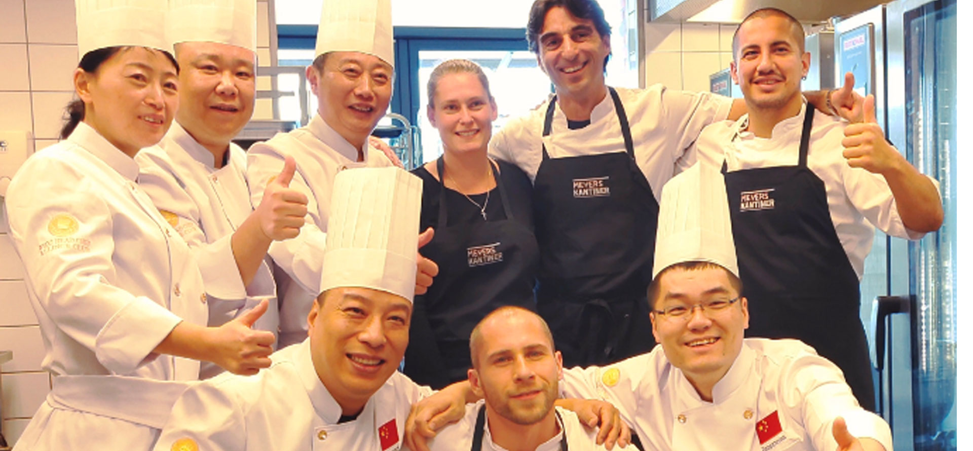 Wuxi Fine Food Delegation starts Chinese Gourmet Tour in Denmark